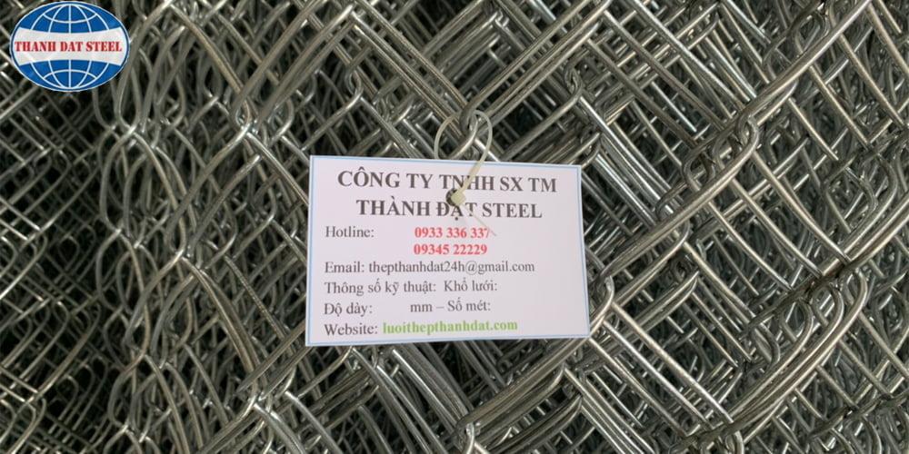 Sản phẩm lưới thép B40 Thành Đạt Steel